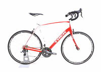 Trek Domane 5.2 Compact Carbon Fiber Road Bike 2 x 10 Speed Ultegra XL / 60 cm
