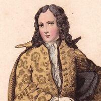 Charles de Lorraine Comte Armagnac Prince Charles Gouverneur Picardie & Artois