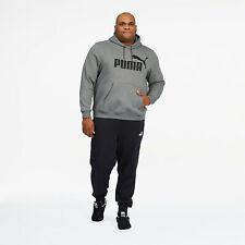 Puma Men's Essentials Big Logo Hoodie BT
