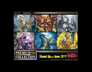 Cardfight!! Vanguard V-SS01 Hot Stamped RRR single card (Please Select Card)