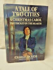 Charles Dickens A Christmas Carol Tale of Two Cities Cricket on the Hearth Book