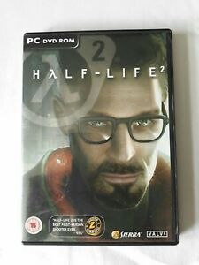 Half Life 2 PC Game By Sierra complete with code FREE SHIPPING