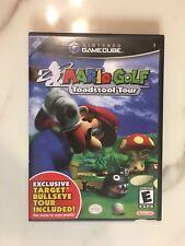 Mario Golf Toadstool Tour Nintendo Gamecube Rare Exclusive Target Bullseye Tour