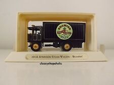 Matchbox Collectibles YGB-22M  1918 ATKINSON STEAM WAGON  with BEAMISH Logo