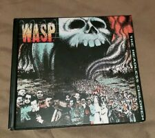 W.A.S.P. 2cd digibook THE HEADLESS CHILDREN  wasp blackie lawless free US ship
