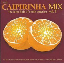 Caipirinha Mix Vol.3 TERRY LEE BROWN MOSES MCLEAN BUZIOS JACK FLASH LLORCA BASIL