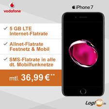 Apple iPhone 7 32GB Handy mit Vodafone Vertrag 5GB Allnet Flat inkl. 36,99€mtl.