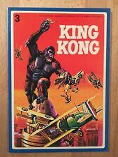 KING KONG - Sagédition - 1977 - NEUF