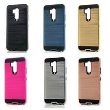 SLIM ARMOR BRUSHED FINISH CASE FOR T-MOBILE VERIZON AT&T SPRINT LG G7 ThinQ