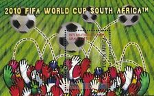 South Africa FIFA World Cup 2010 (Issue Of 2007) Football Games Sport (ms) MNH