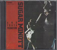 SUGAR MINOTT AND YOUTH PROMOTION   NEW SEALED REGGAE CD (17 Songs )