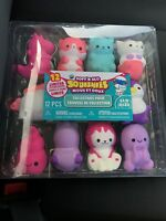 New Soft N Slo Squishies COLLECTORS PACK 12 Limited Edition Soft'N Slow Rise Orb
