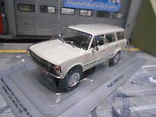 FIAT 125 P 125P 4x4 SUV Kombi weiss creme Polski Altaya De Agostin S-Preis 1:43
