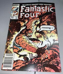 Fantastic Four #263 Marvel 1984 MARK JEWELERS VARIANT