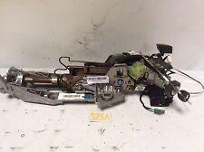 08-13 CADILLAC CTS STEERING COLUMN FLEX SHAFT RACK W/ IGNITION KEY OEM 323A I