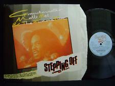 Grandmaster Melle Mel & The Furious Five - stepping off. Vinyl.LP.Record