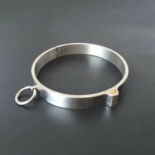 Locking Stainless Steel Bolt Lock Collar Size Small 11.6cm