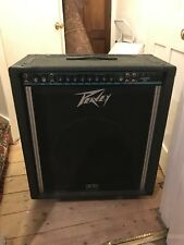 peavey combo bass guitar amplifiers for sale ebay. Black Bedroom Furniture Sets. Home Design Ideas