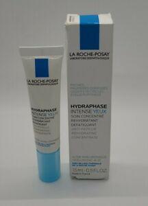 La Roche-Posay Hydraphase Intense Eyes  Anti-Fatigue, 0.5oz