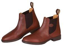 Reitstiefelette Leder Classic Covalliero Kerbl braun 35 - 45 Stiefel Leder geölt