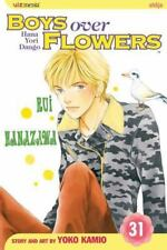 Boys over Flowers Vol. 31 by Yoko Kamio (2008) rare oop AC Manga graphic novel