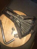 Antique Prewar Person No 1 Hammock Racing Seat/SADDLE Vintage  Spring Tension +p
