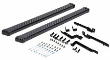 Running Boards 2004-2012 Colorado Canyon Crew Cab Side Step Bar Black Nerf Bar