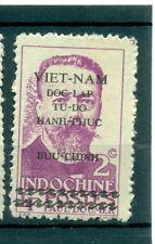 """VIETNAM 1945 -  Common Stamp Mi. 2 """"2 C"""""""