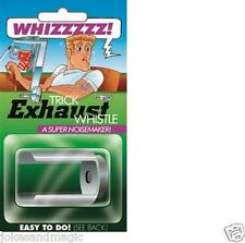 12 CAR TRICK LOUD EXHAUST WHISTLE NOISEMAKER WHIZZZZZZZ JOKE TRICK WHOLESALE