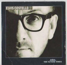 ELVIS COSTELLO PROMO CD FROM THE SUNDAY TIMES
