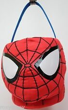 Marvel Red & Black The Amazing Spiderman Spider-man 2 Plush Jumbo Tote Basket