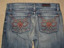 Rock & Republic Size 27 ROTH Flare Low Rise Womens Jeans
