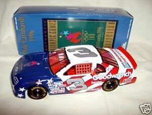 action 1/24 #3 GOODWRENCH EARNHARDT 1996 OLYMPIC ACOG