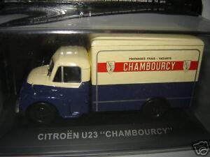 CITROEN U23 CHAMBOURCY au 1/43°