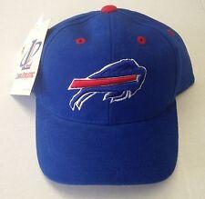 NWT NFL Buffalo Bills Logo 7 Kids Vintage Velcroback Cap Hat NEW!