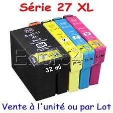 Pack cartouches d'encre NON OEM EPSON WorkForce WF série 27XL T27XL T2711 à 2714