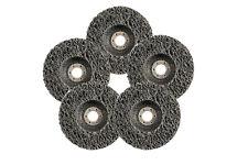 5pz disco abrasivo in policarbonato 115mm per smerigliatrice angolare