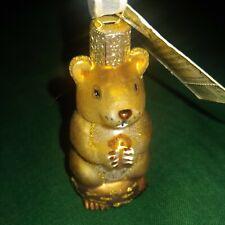 New listing Old World Christmas Ornament Chipmunk