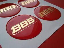 BBS Felgendeckel Nabendeckel Nabenkappen Aufkleber 50 55 60 65 mm