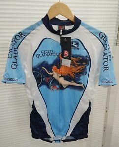 NEW Giordana Cycles Gladiator Pro Cycling Racing Jersey Men's Size Medium