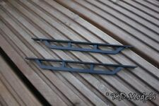 Side Step Running boards for Gelande D90 Landrover Crawler RC4WD 1/10 Defender
