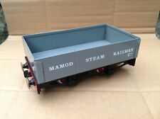 Mamod Open Goods Wagon - Original Mamod steam railway. Mid 1980's