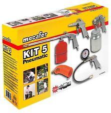 Kit set per compressore 5 pz Mecafer