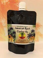 50ml JAMAICAN BLACK CASTOR OIL --100% Pure-HAIR/EYELASH GROWTH TREATMENT
