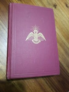 1956 Morals And Dogma Ancient And Accepted Rite (Freemasonry)