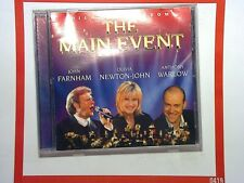 Olivia Newton-John John Farnham Andy Warlow	Highlights from Main Event CD Mint