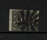 Brazil SC# 27, Used, close bottom margin - S44
