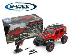 s-idee® WL 104311 RC Model Jeep Crawler RTR 1/10 2.4G 4WD 2CH