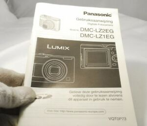 Panasonic DMC-LZ2EG, DMC-LZ1EG Instrucciones (De) 7218028