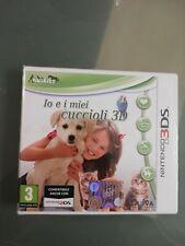 IO E I MIEI CUCCIOLI 3D 3DS  SIGILLATO ITALIANO